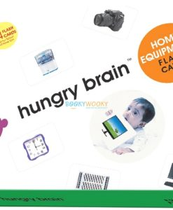 Home Equipments Flashcards cover by Hungry Brains