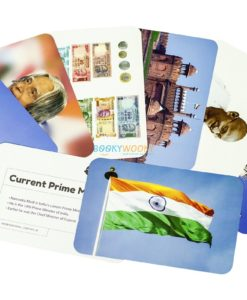 Know Our India Flashcards (2)