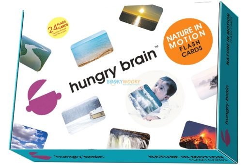 Nature In Motion Flashcards cover by Hungry Brain