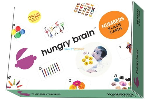 Numbers Flashcards cover