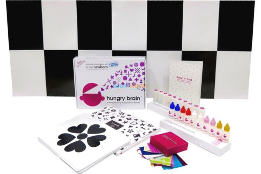 Sensory Stimulation Set 0 - 2 months (4)