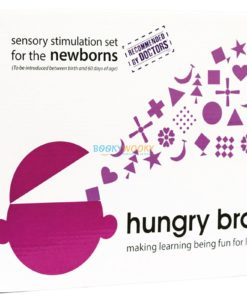 Sensory Stimulation Set 0 - 2 months cover by Hungry Brain