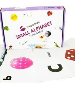 Small Alphabets Flashcards (1)