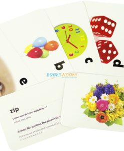 Small Alphabets Flashcards (2)