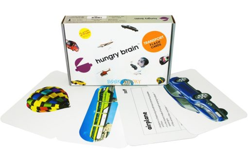 Transports Flashcards by Hungry Brain (1)