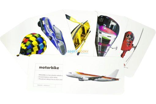Transports Flashcards (2)
