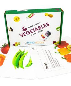 Vegetables Flashcards (1)