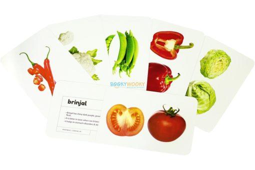 Vegetables Flashcards (2)