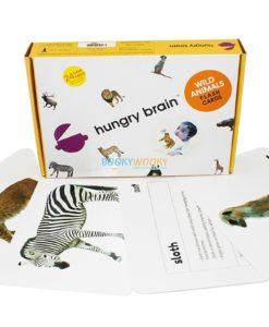 Wild Animals Flashcards (1)
