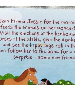 A surprise on the farm 4 sounds book 9781488937323 back cover