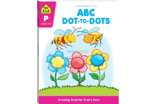 ABC Dot to Dots Workbook 9781488941535