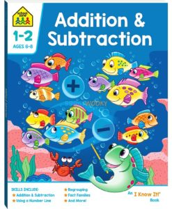 Addition & Subtraction Workbook 9781488938658