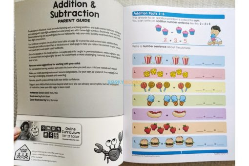 Addition & Subtraction Workbook 9781488938658 inside (1)