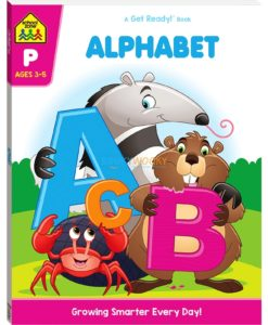Alphabet Workbook 9781488941603