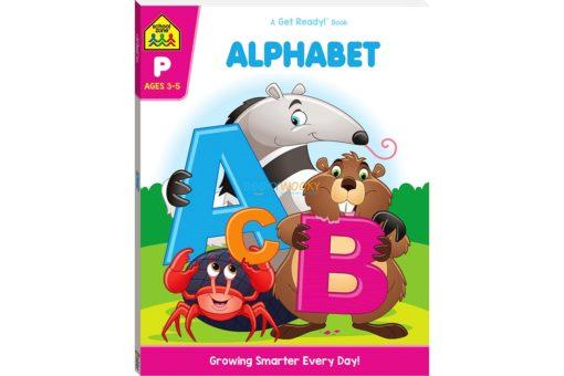 Alphabet Workbook 9781488941603