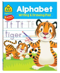 Alphabet Writing & Drawing Pad 9781488940651