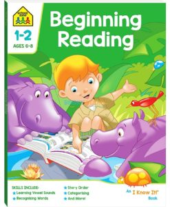 Beginning Reading workbook 9781488938702
