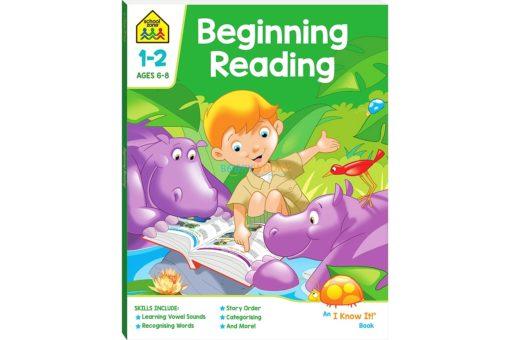 Beginning Reading workbook 9781488938702