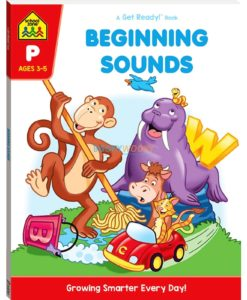 Beginning Sounds Workbook 9781488941542