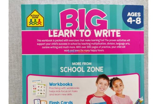 Big Learn to Write Workbook 9781488908552 inside pages (8)