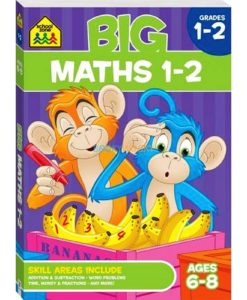 Big Maths Grades 1-2 Workbook 9781488908422
