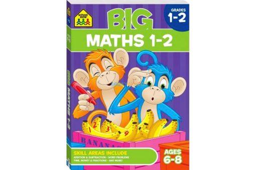 Big Maths Grades 1-2 Workbook 9781488908422