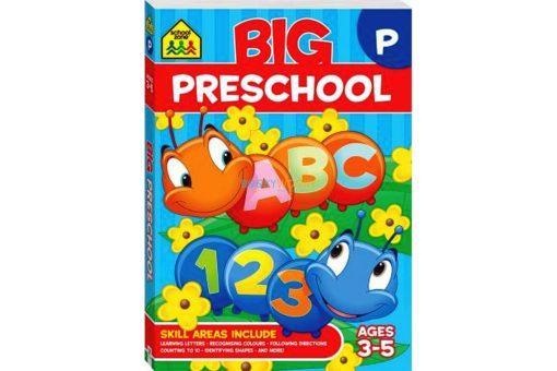 Big Preschool Workbook 9781488908743