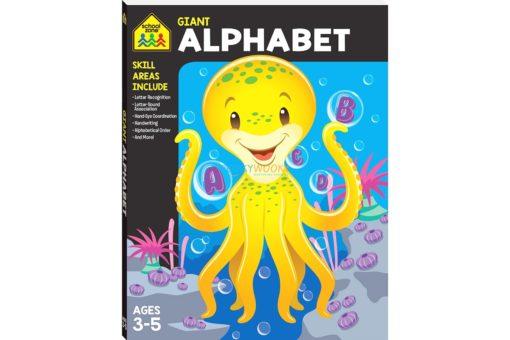 Giant Alphabet Workbook 9781488940880