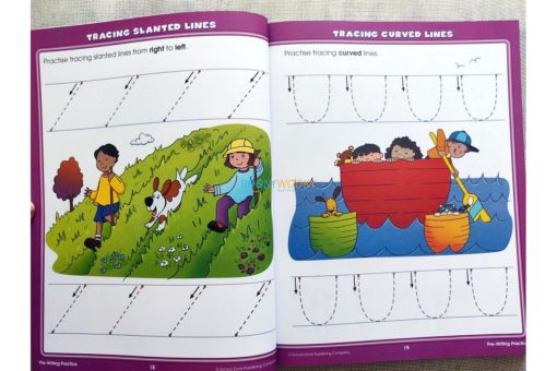 Giant Alphabet Workbook 9781488940880 inside pages (2)