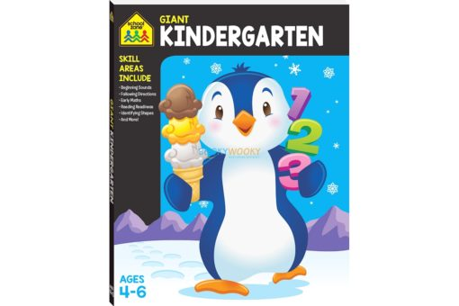 Giant Kindergarten Workbook 9781488940828