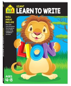 Giant Learn to Write Workbook 9781488940941