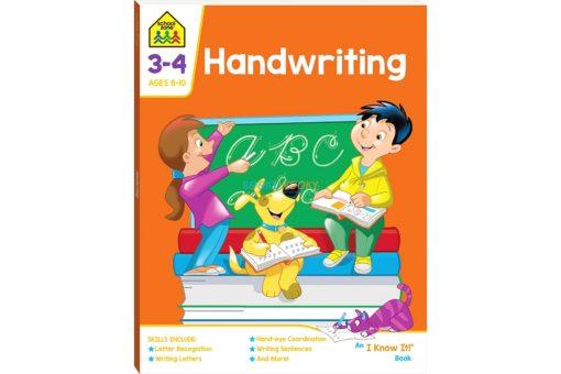 Handwriting Workbook 9781488938719