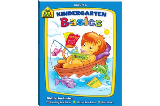 Kindergarten Basics 9781741859089 School zone workbook