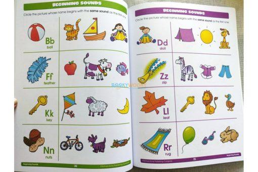 Kindergarten Basics 9781741859089 inside