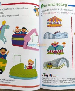 Kindergarten Scholar Workbook 9781741859126 inside