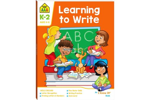 Learning to Write Workbook 9781488938825