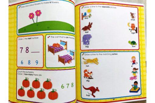 Little Thinkers Preschool Workbook