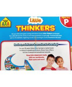 Little Thinkers Preschool Workbook Blue Dog 9781743637845 inside (6)