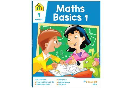 Maths Basics 1 workbook 9781488930010