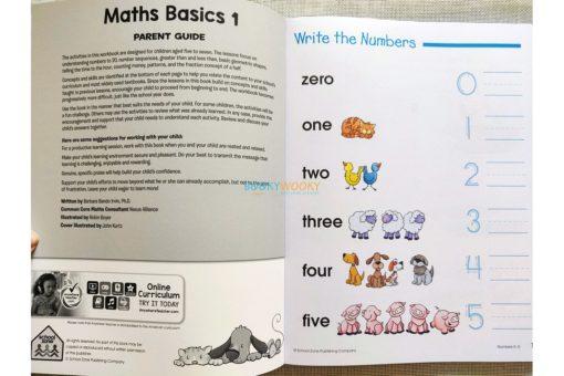 Maths Basics 1 workbook 9781488930010 inside (1)