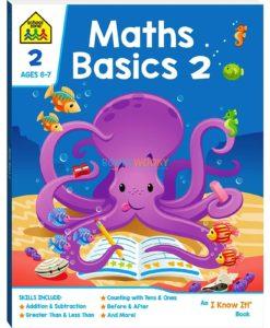 Maths Basics 2 Workbook 9781488930072