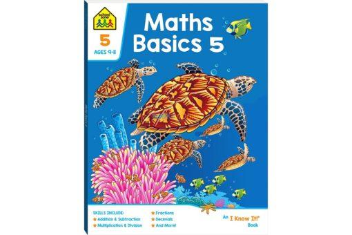Maths Basics 5 workbook 9781488938597