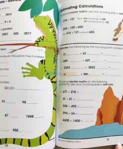 Maths Basics 5 workbook 9781488938597 inside