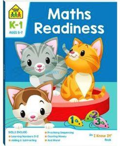 Maths Readiness Workbook 9781488938832