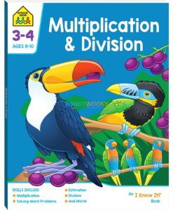 Multiplication & Division 9781488938641