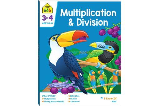 Multiplication & Division 9781488938641