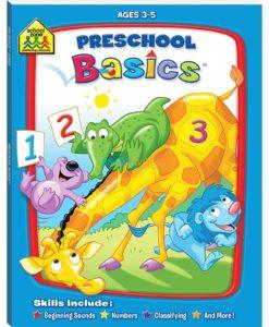 Preschool Basics 9781741859096