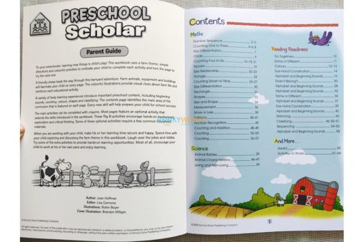 Preschool Scholar Workbook 9781741859133 inside (1)