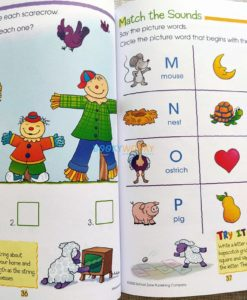 Preschool Scholar Workbook 9781741859133 inside (5)
