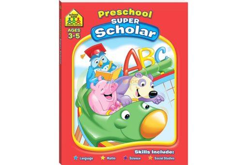 Preschool Super Scholar 9781741859065